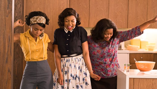 """The stars of """"Hidden Figures"""" will receive the Ensemble Award Jan. 2 at the Palm Springs International Film Festival Awards Gala."""