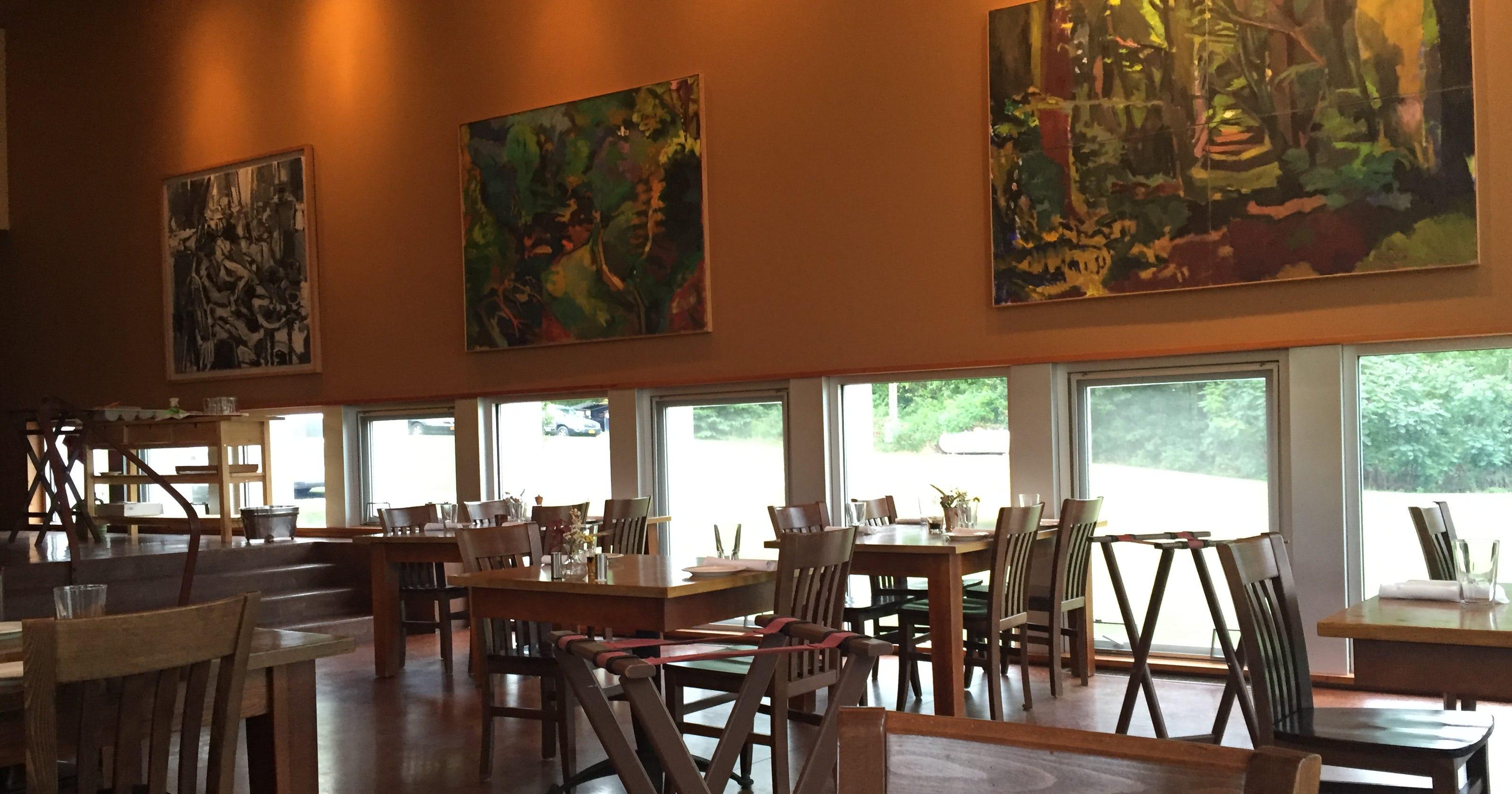 Finger Lakes Restaurant Offers Idyllic Setting
