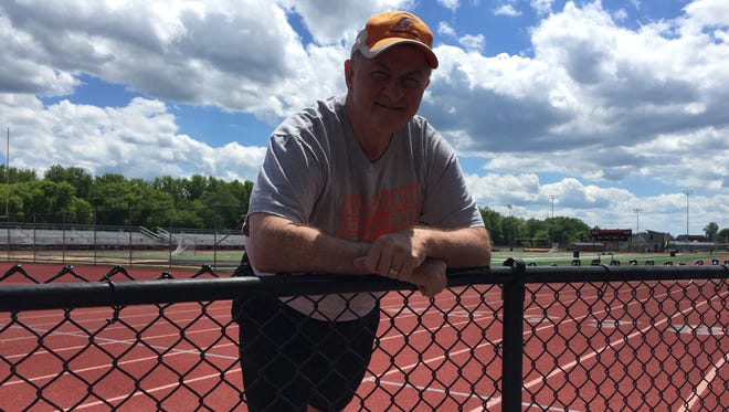 Dan Consol will retire as Union-Endicott's track & field coach after this weekend's state championships at U-E.