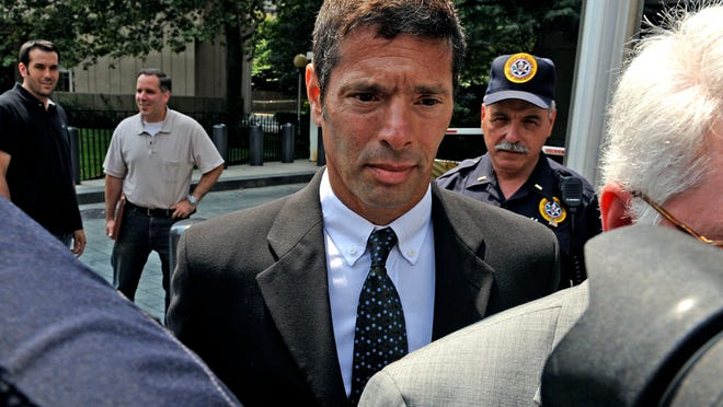 David Friehling, the New City accountant that helped mask Bernard Madoff's multibillion dollar Ponzi scheme, pictured here in 2009, was sentenced to time served and supervised release.