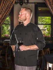 Phil Shires, Executive Chef, Aposto, Des Moines