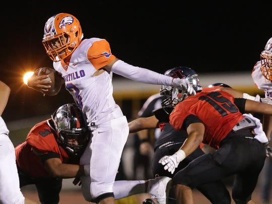Canutillo Edges Hanks in a Back-and-Forth Game Friday