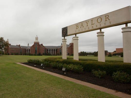 Baylor University in Waco, Texas