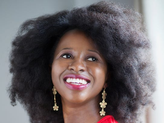 Imbolo Mbue, author of the New York Times besteller