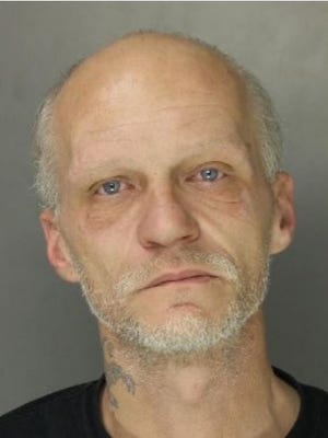 Charles Edwards Waters, 44, is accused of attempting to rob a woman with an airsoft gun.