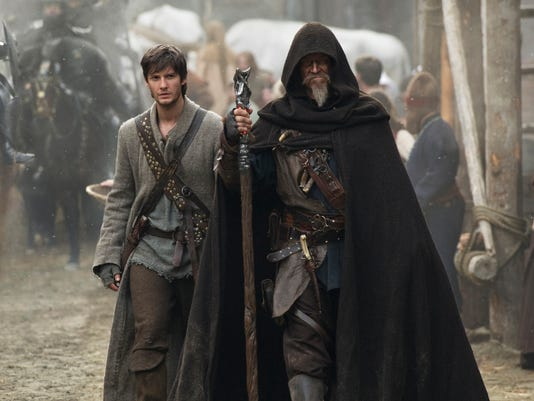 Film Review Seventh Son