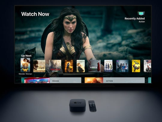 Apple TV 4K starts at $179 for a 32GB version; a 64GB model is $199.