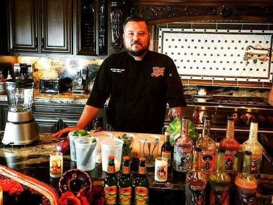 Adam Allison: Chef/Owner, Handlebar Diner, Mesa