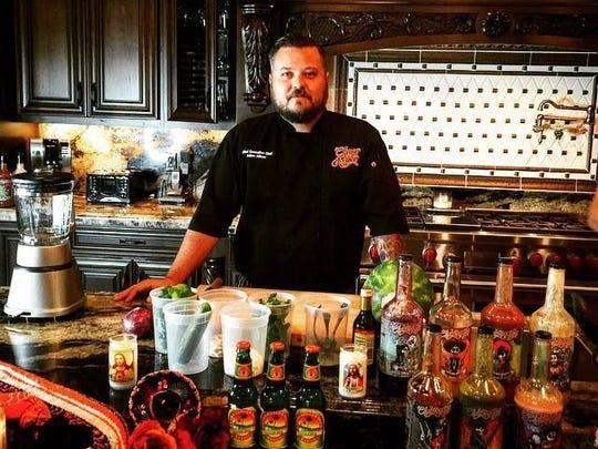 Adam Allison: Chef/Owner, Handlebar Diner, Mesa