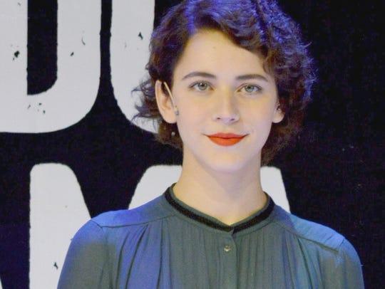 """Tessa Ía interpretará a Sofía Conesa en la serie """"Narcos""""."""