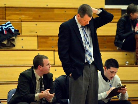 York College vs. Messiah in men's basketball