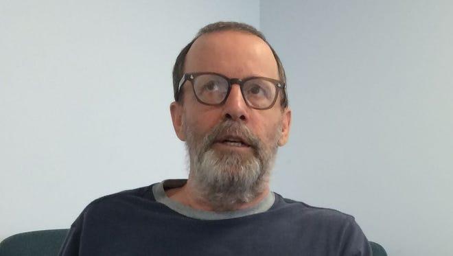 Steven K. Thompson during an interview in September 2014.