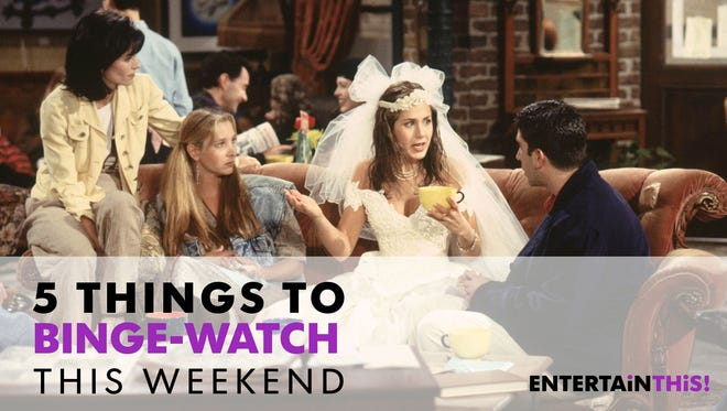Love coffee as much as they do? We have some shows and movies for you.