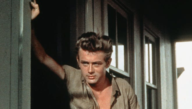 Actor James Dean was an icon to the generation that defined hip. How will the baby boomers define their own old age? (AP Photo/Warner Bros., HO)