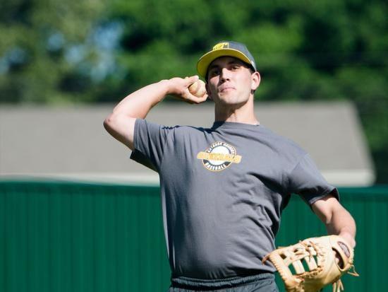 Zach Paulene hit three home runs, including a grand slam, in the Class AAA quarterfinals against Lee-Scott.