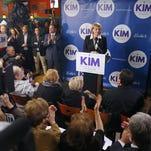 Kim Guadagno launches campaign for governor