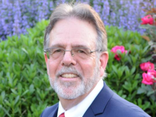 Ilan Gilbert, a Democrat running for Yorktown supervisor