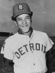 William Douglas Street Jr. posed as a football player with the Houston Oilers and persuaded the Detroit Tigers to give him a tryout.