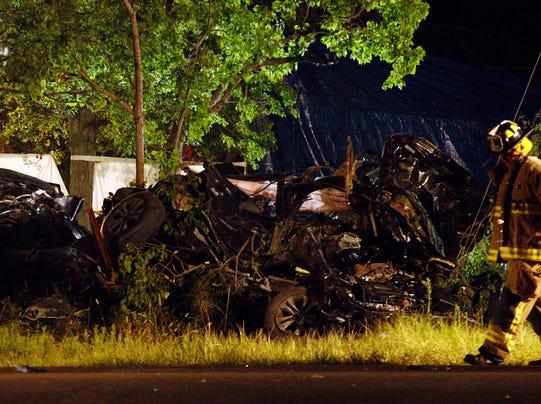 AP Fatal Crash-6 Dead