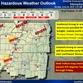 Severe storms possible in West Tennessee