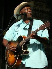 Blues legend Taj Mahal performs March 3.