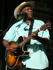 Taj Mahal visited the Admiral Theatre March 3.