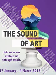 The Sound of Art interactive music-visual art exhibition