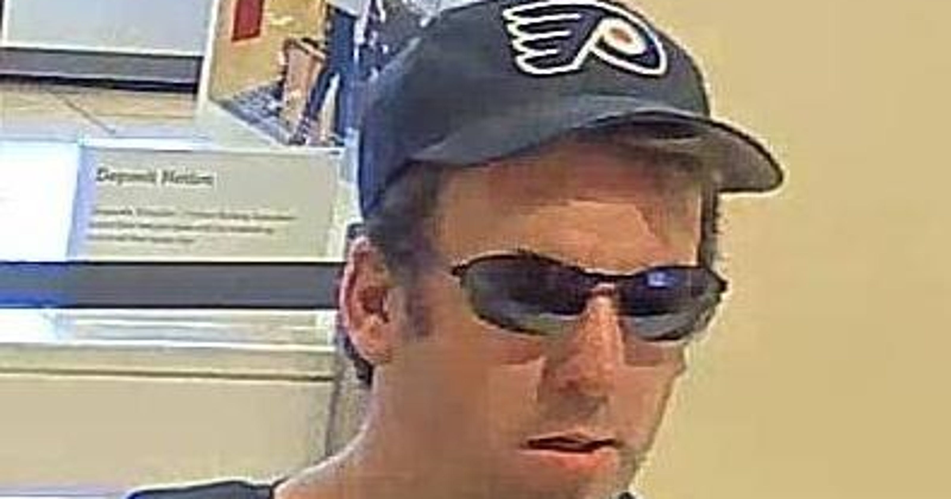 3aef2d33978 Barrington man charged in bank robbery