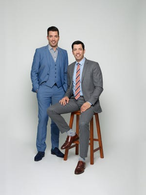 Property Brothers Jonathan and Drew Scott will come to Knoxville on Sept. 16 for their House Party tour.