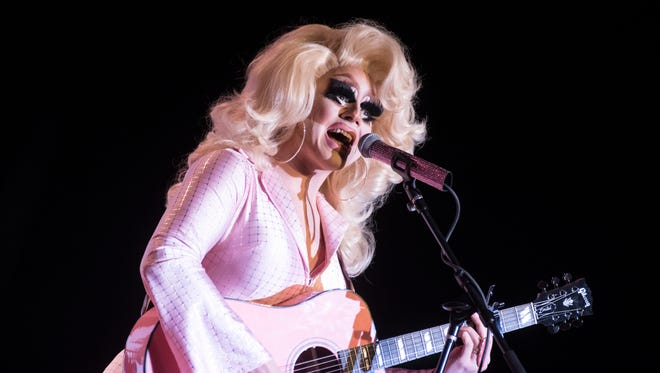 Milwaukee-originated drag superstar Trixie Mattel has released a new EP featuring covers of Cher, Johnny Cash, Lana Del Rey and Violent Femmes tunes.