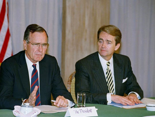 U.S. President George H. Bush and Environmental Protection