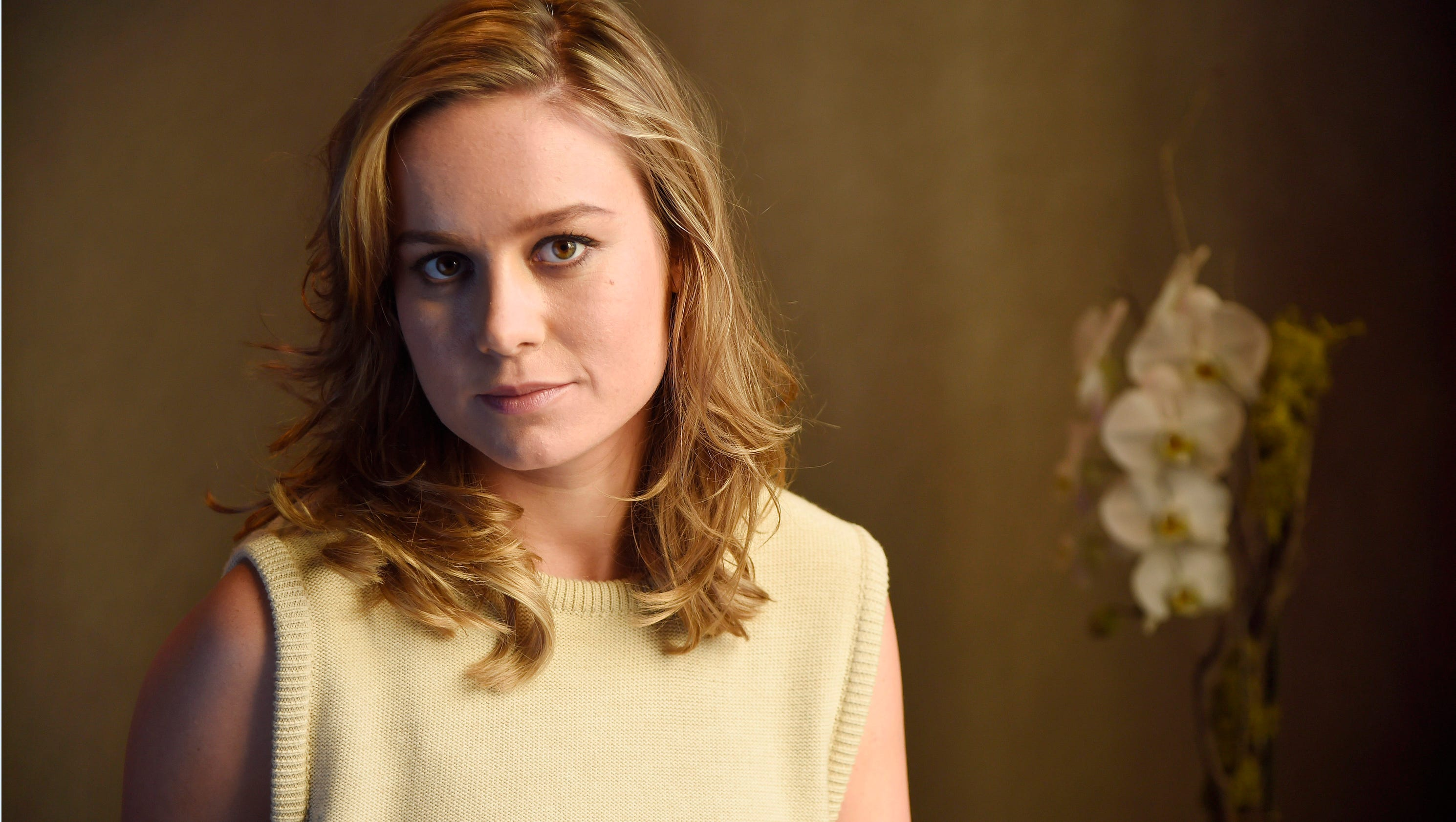 Brie Larson of 'Room' will need a seat at Oscars