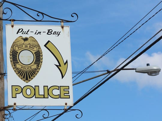 Put-in-Bay Police Department.