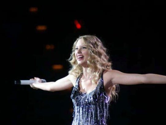 Taylor Swift was among the big-names acts to play the