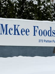 McKee Foods in Stuarts Draft