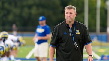 Falcons hire ex-Blue Hens football coach Brock