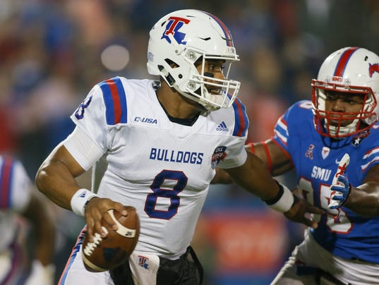 NCAA Football: Frisco Bowl-Louisiana Tech vs Southern Methodist