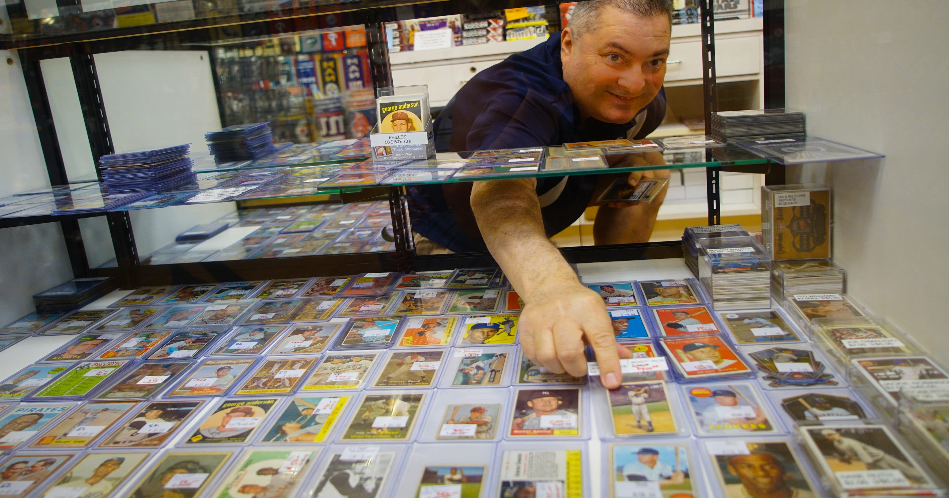 Could Your Old Baseball Cards Make A You Millionaire