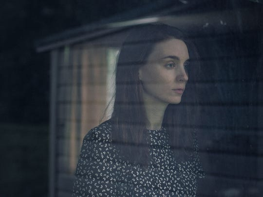 "In ""A Ghost Story,"" M (Rooney Mara) misses her husband."