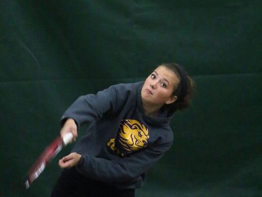 W.I.A.A. Girls Individule State Tennis-9