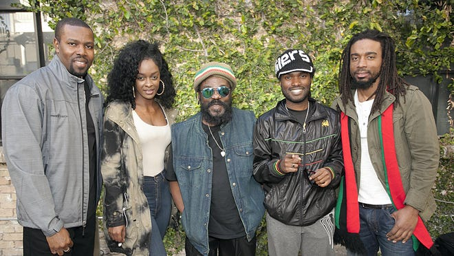 The Wailers perform Saturday at the College of St. Benedict.
