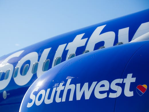 These Photos Released By Southwest Show Off Its New LdquoHeartrdquo Aircraft Livery As