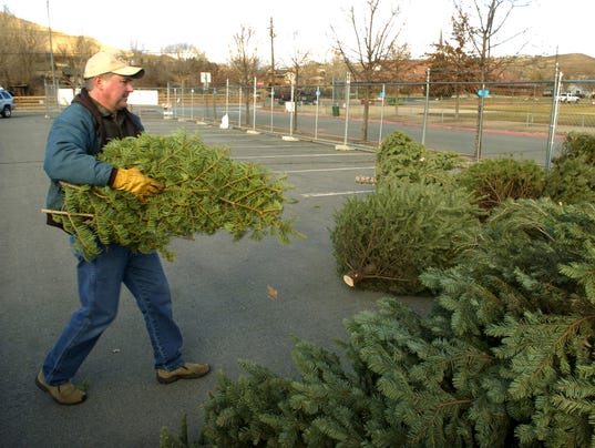 Christmas Tree Recycling 122605A