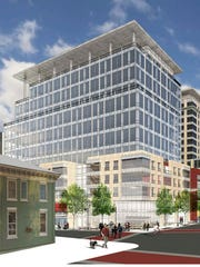 View from St. Paul and Bank Street: A proposed design
