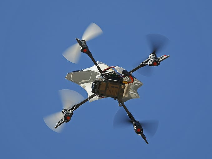 Love them or hate them, drones are increasingly in