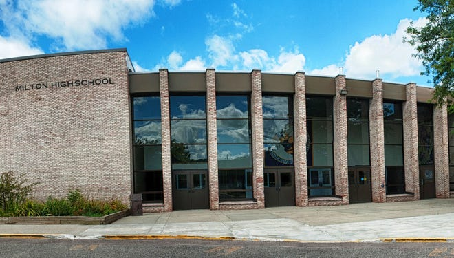 Milton High School, with about 550 students, is the only high school in Milton, Vt. About 1 in 5 students are economically disadvantaged and 2% are minorities, according to data from U.S. News & World Report.
