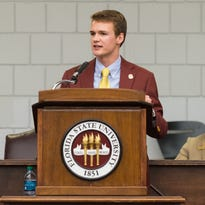 State of the Student Body Address lays out future initiatives
