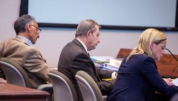Defense: Nueces County judge Guy Williams shouldn't be retried in road rage case