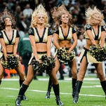 Fired New Orleans Saints cheerleader files discrimination complaint