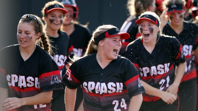 The postseason run for the Stevens Point Area Senior High softball team was one of the area's top performances of the spring.